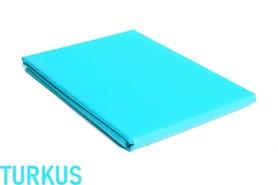 Prześcieradło 160x200 Bawełna 100% 40 kolorów Turkus