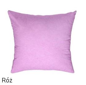 Poszewka na poduszkę 40x40cm, jasiek, bawełna 100% Róż
