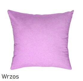 Poszewka na poduszkę 40x40cm, jasiek, bawełna 100% Wrzos