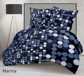 Pościel z kory 140x200cm + 1szt. 70x80cm -PRESTIGE Marina