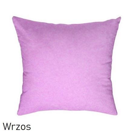 Poszewka na poduszkę 40x40cm, jasiek, bawełna 100% Wrzos 5317